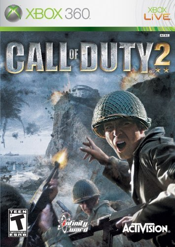 скачать игру через торрент на Xbox 360 Freeboot Call Of Duty - фото 2